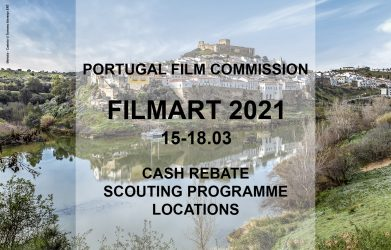 Portugal Film Commission no Filmart 2021