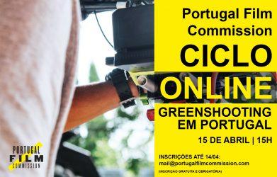 """Conferência """"Greenshooting em Portugal"""" – Ciclo Online"""