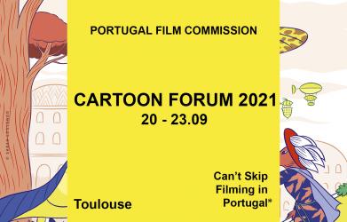 Spotlight on Portugal at Cartoon Forum 2021