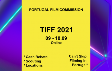Portugal Film Commission at TIFF 2021