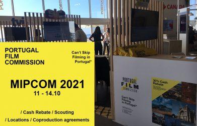 Portugal no MIPCOM 2021